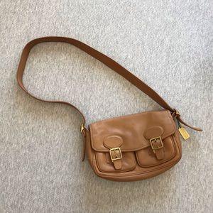 Vintage Coach Classic Field Legacy Bag Crossbody